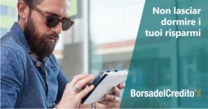 Investi nelle aziende. L'innovazione con BorsadelCredito.it