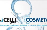 Erogatori d'acqua, Celli compra Cosmetal