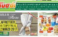 In partenza l'asta per i supermercati discount TuoDì, un affare per industriali o fondi di turnaround