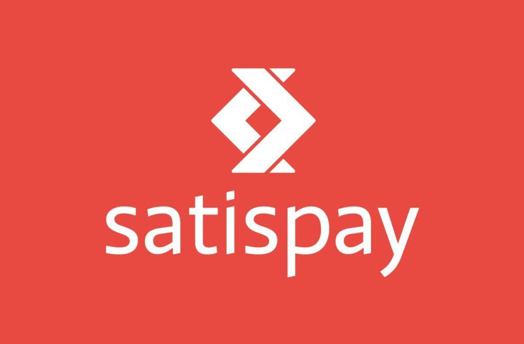 Satispay_rosso_logo