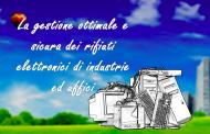 JZ International finanzia Treee, progetto di consolidamento del settore riciclo rifiuti elettrici ed elettronici