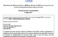 Consob mette in consultazione bozza del nuovo regolamento sull'equity crowdfunding. Nel mirino le campagne di autoquotazione