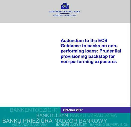 Banche sotto pressione dopo la mossa BCE