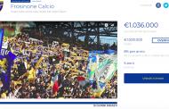 Il bond del Frosinone Calcio supera il target di un mln euro raccolti su Tifosy