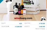 Winelivery raccoglie 400 mila euro su CrowdFundMe, quasi tre volte il target minimo