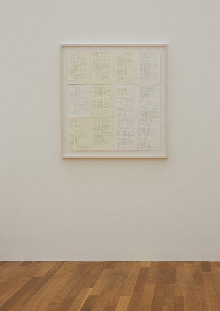 Knotennotizen; Ausstellungsbeitrag von Jens Risch