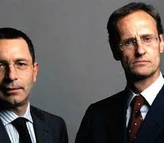 Roberto Meneguzzo e Giorgio Drago