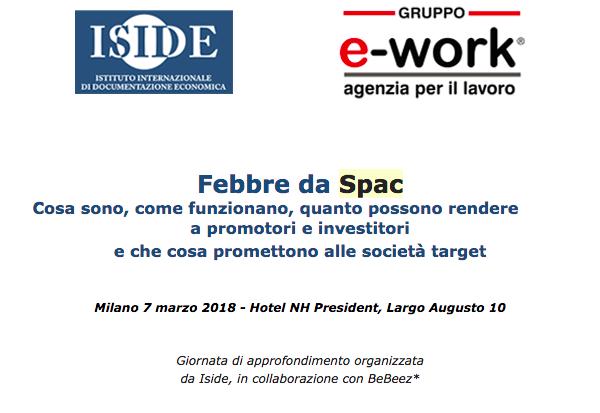 Iside-Spac