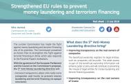 Antiriciclaggio, la nuova direttiva Ue assoggetta anche le piattaforme di exchange di criptovalute