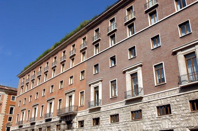 Palazzo Marini a Roma