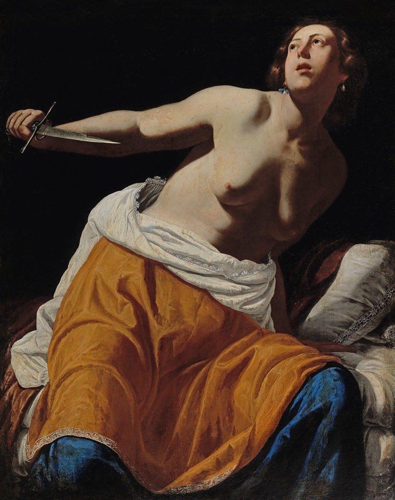 Gentileschi Lucrezia