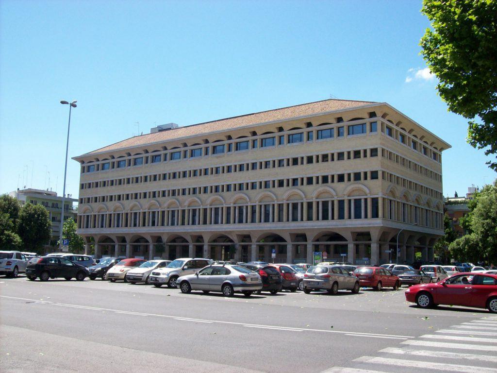 Palazzo Sturzo a Roma