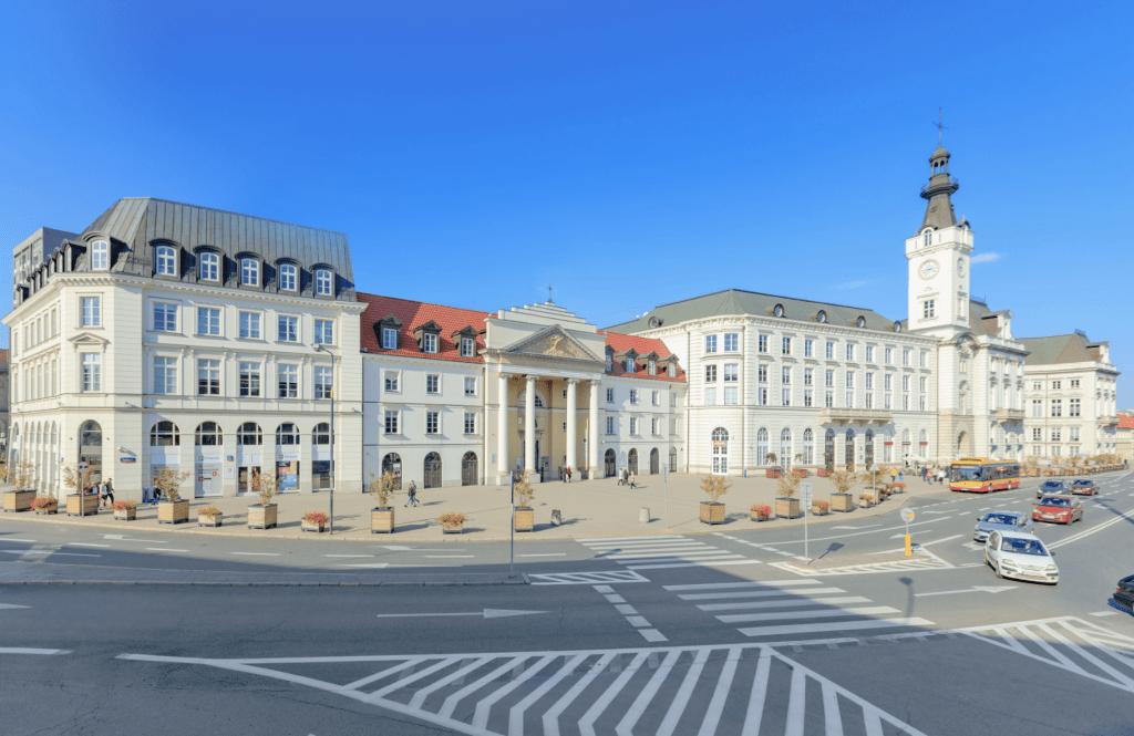 Jabłonowski Palace
