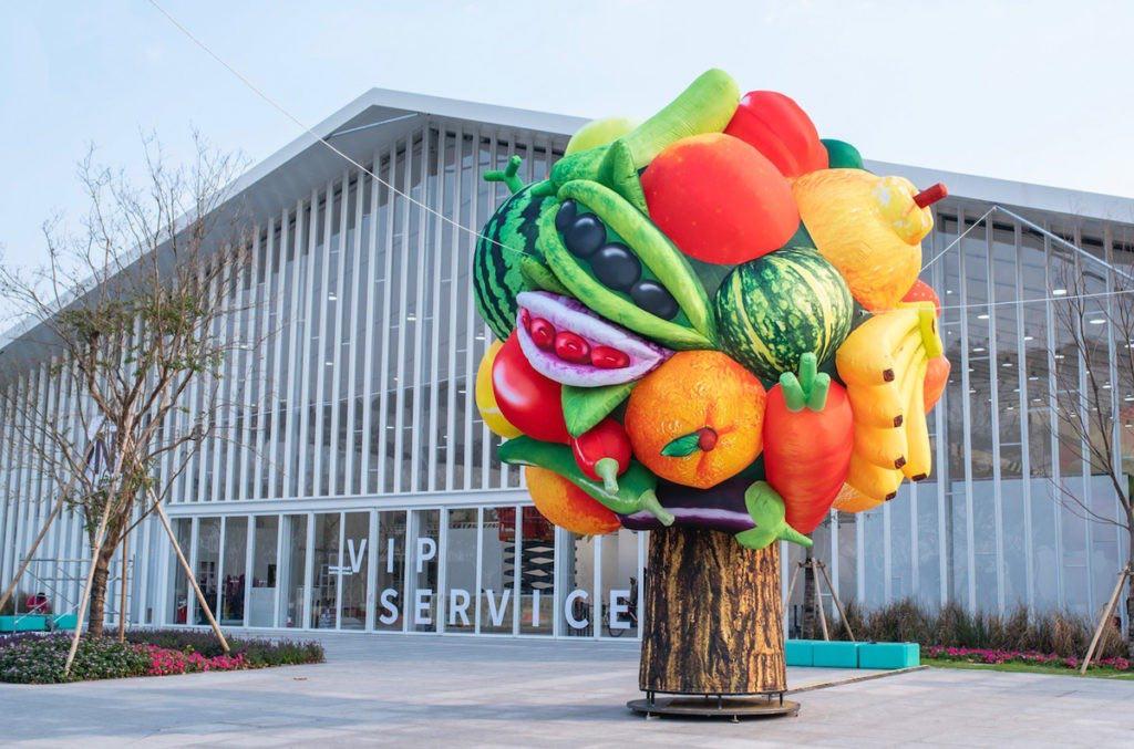 09947b65f4 Due fiere fanno da corollario alla Biennale di Shanghai. - BeBeez.it