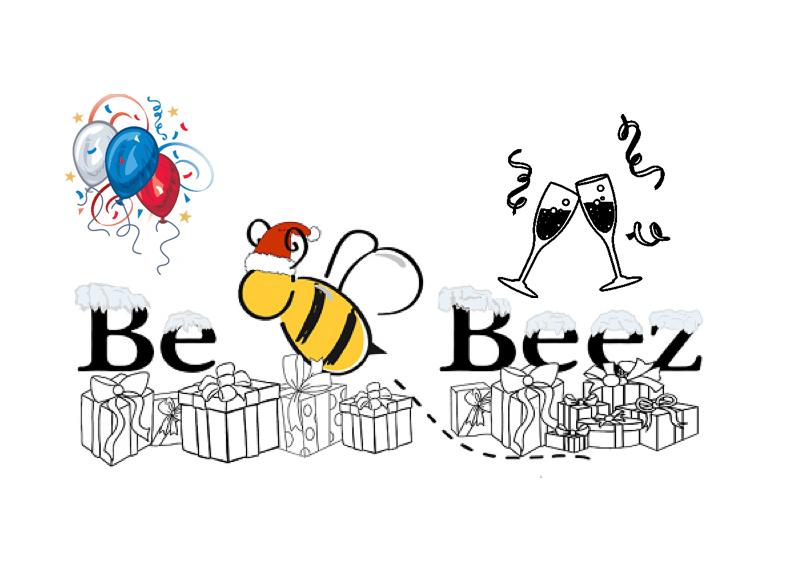 LogoBeBeezCapodanno