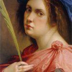 Artemisia-Gentileschi-autoritratto