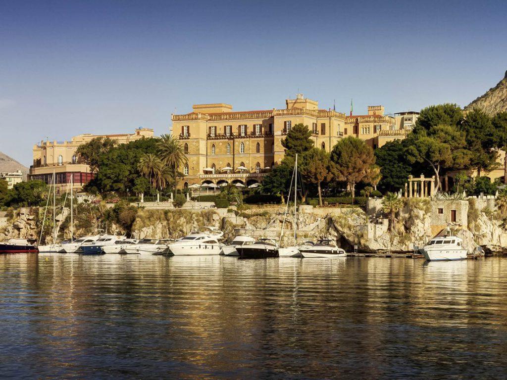 Hotel Villa Igiea a Palermo