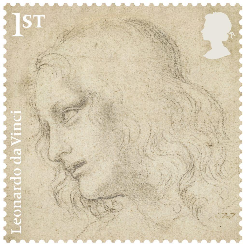 Leonardo-The-Head-of-St-Philip-stamp-400-1024x1021