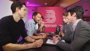 B Heroes_puntata tv