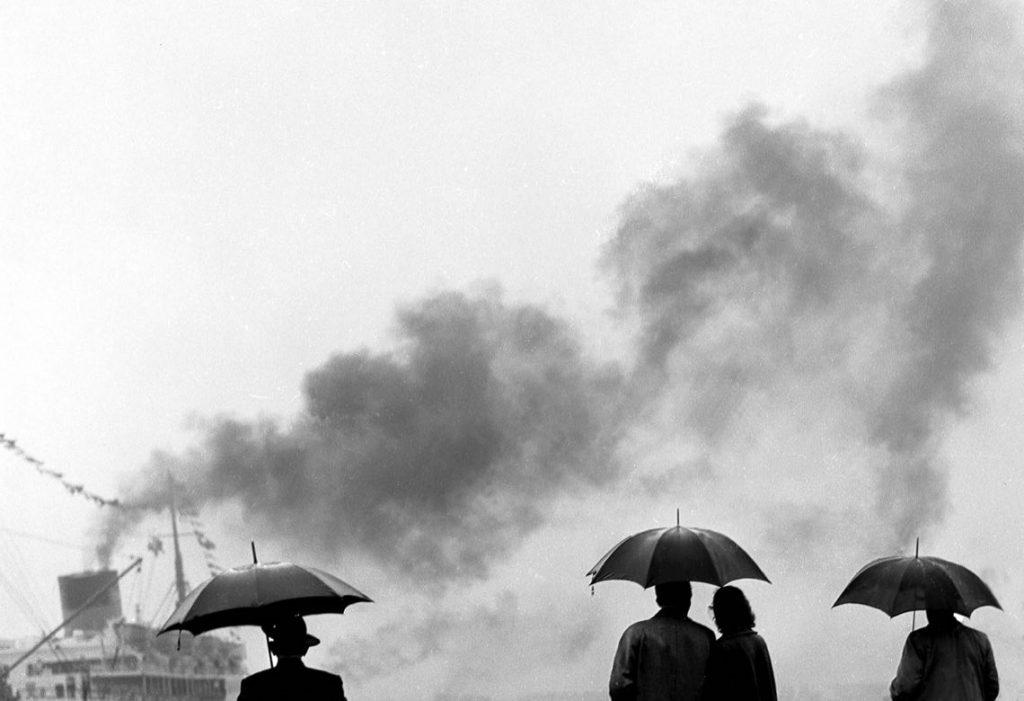 Il distacco, 1952 ©️Augusto Cantamessa