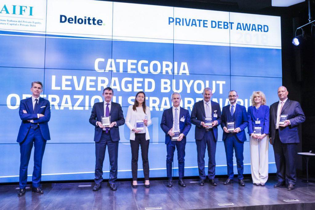 PD award