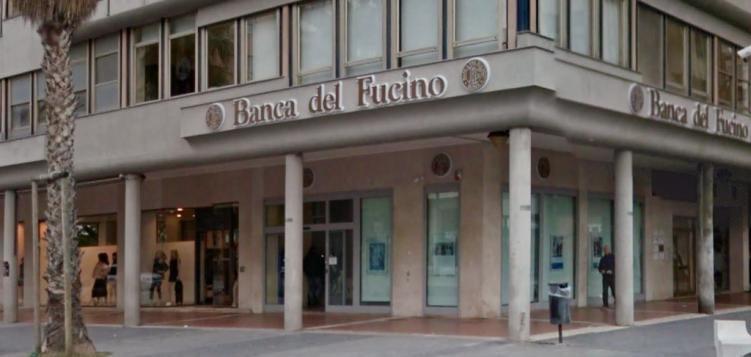 Banca del fucino cartolarizza mutui in bonis per 150 mln for Magri arreda pescara