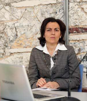 Alessandra Bechi, vicedirettrice di Aifi