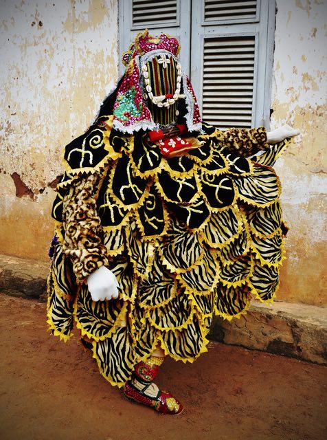Egoungoun - Okoto I, 2017