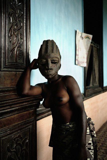 Untitled (Demoiselles de Porto-Novo series)_2, 2012