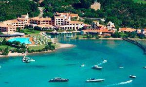 L'Hotel Cala di Volpe a Porto Cervo