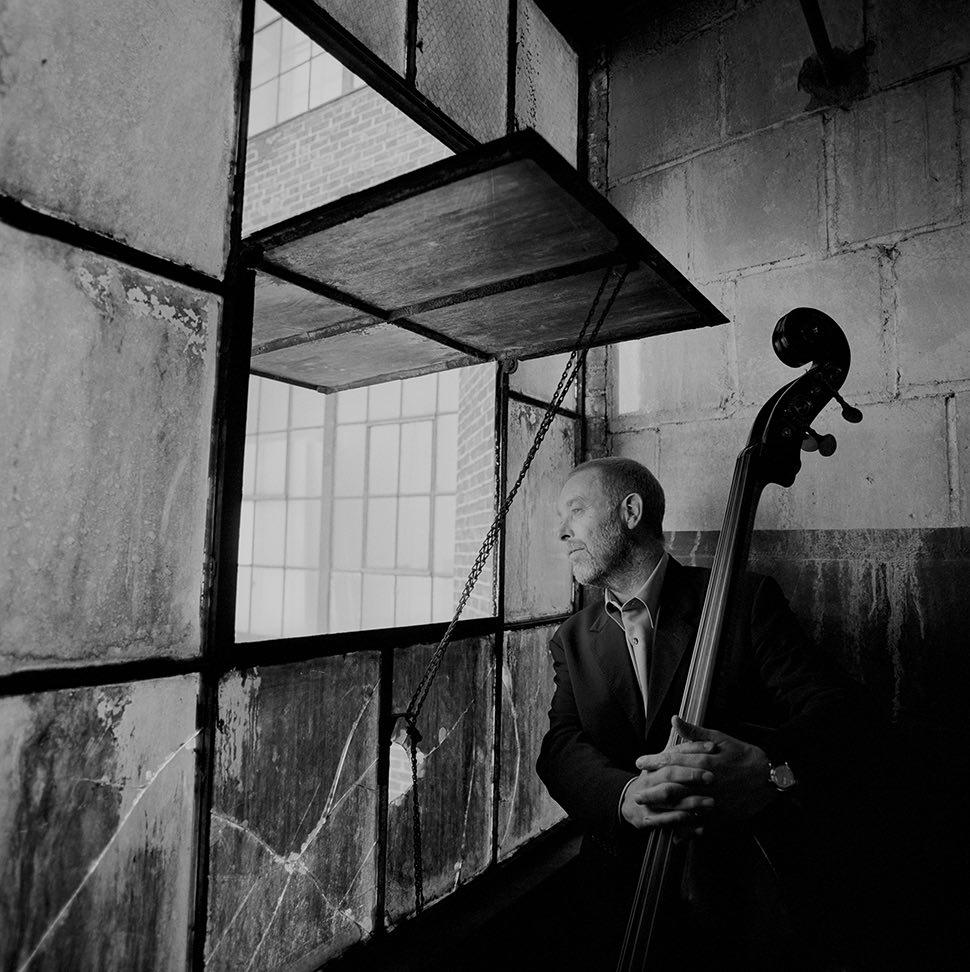 Jimmy Katz, Dave Holland © Jimmy Kat