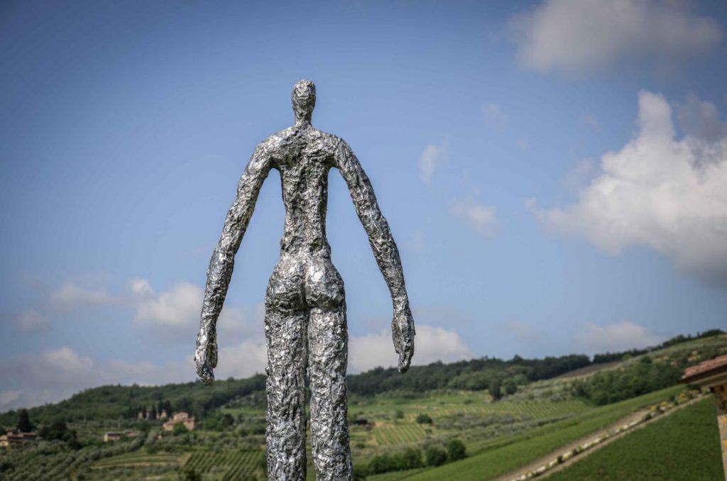Nathalie Decoster, arte a Panzano