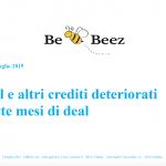 Crediti deteriorati, annunciati deal per oltre 16 mld. In arrivo almeno altri 45 mld di operazioni