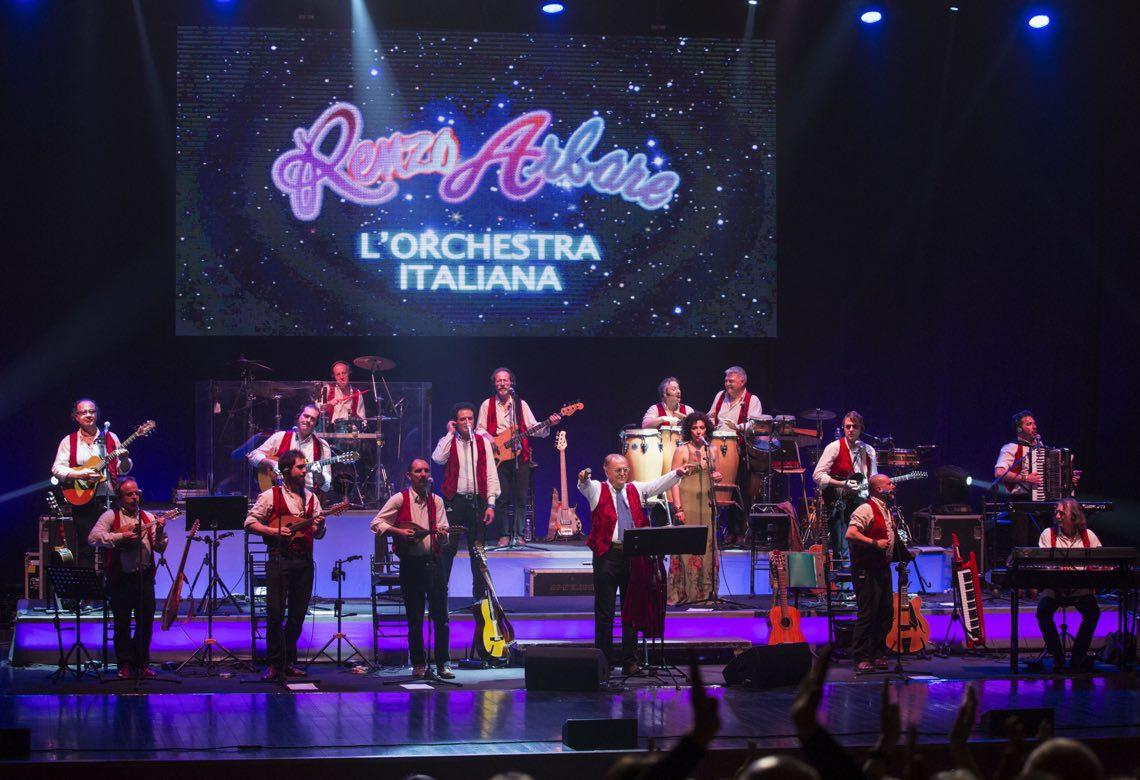 29. Renzo Arbore L'Orchestra Italiana_orizzontale 2