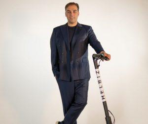 Salvatore Palella, CEO e fondatore di Helbiz