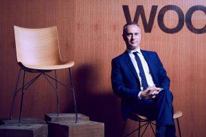 Gilberto Negrini, nuovo CEO di B&B Italia