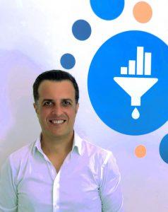 Luca Filigheddu, CEO di PaperLit