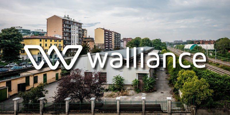 Walliance raccoglie 1,65m in 3 ore per progetto immobiliare
