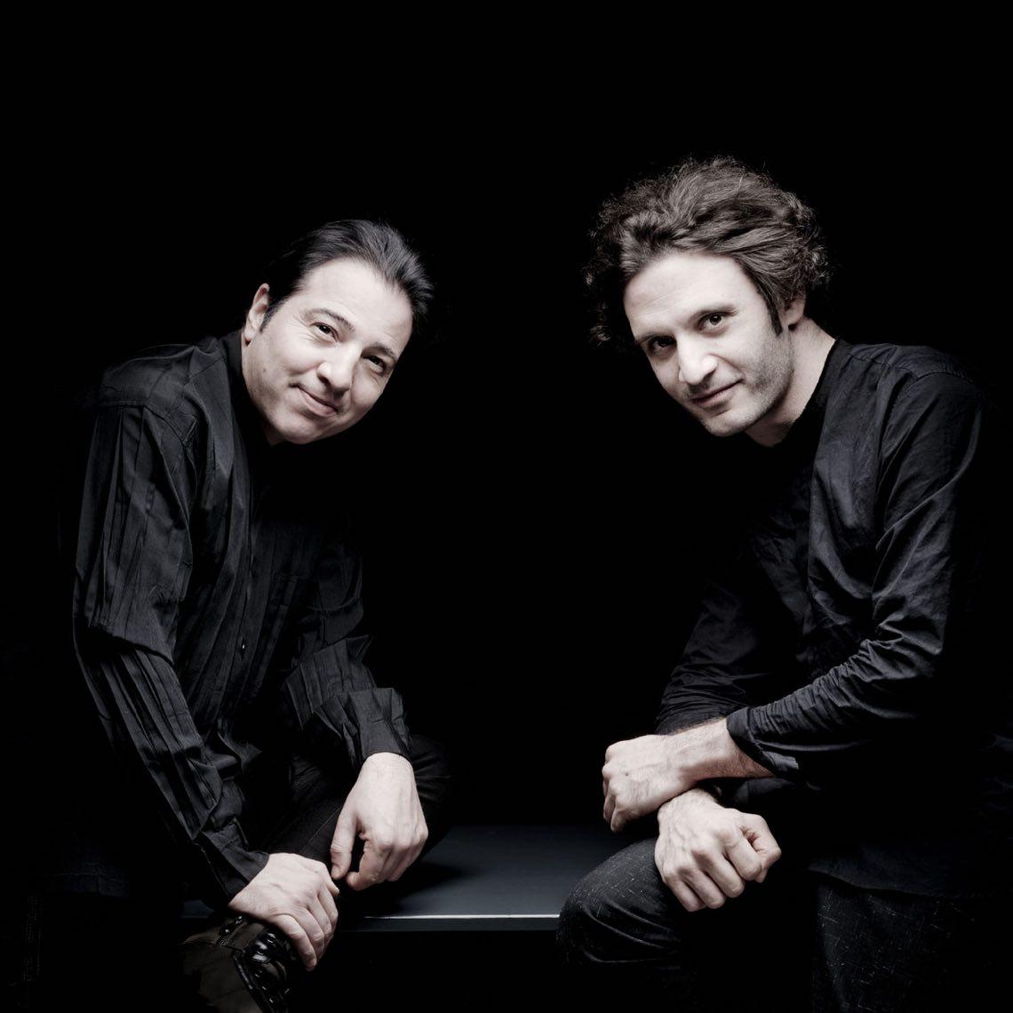 Nicolas Altstaedt – violoncello Fazil Say – pianoforte -Altstaedt Photo: Marco Borggreve