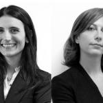 Da sinistra, Jessica Fiorani e Chiara Perego