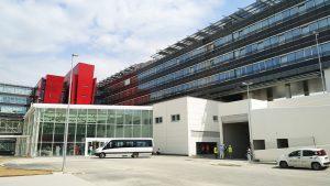 Ospedale diAlba-Bra a Verduno a Verduno