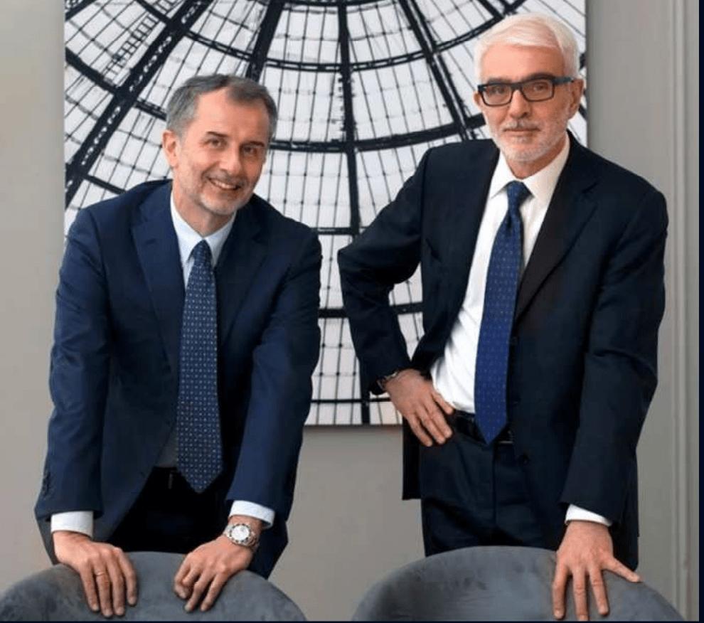 Guglielmo Fiocchi e Maurizio Perroni