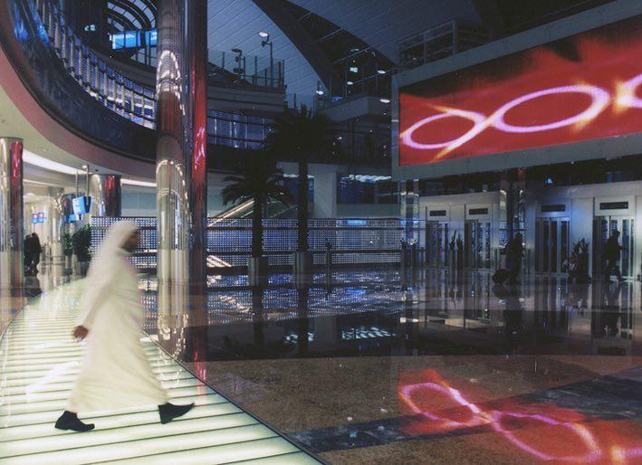 Arabo aeroporto