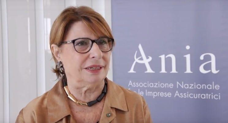 Maria Bianca Farina, presidente di Ania