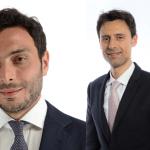 Da sinistra, Pasquale Cavaliere e Paolo Magni