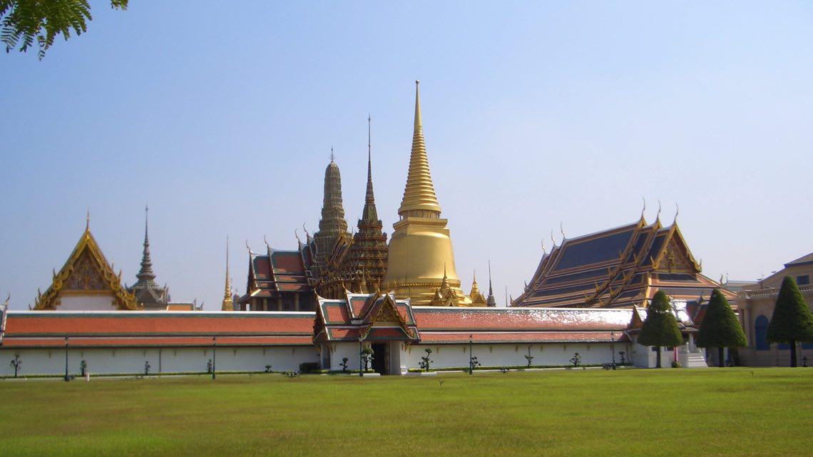 Bangkok Wat Phra