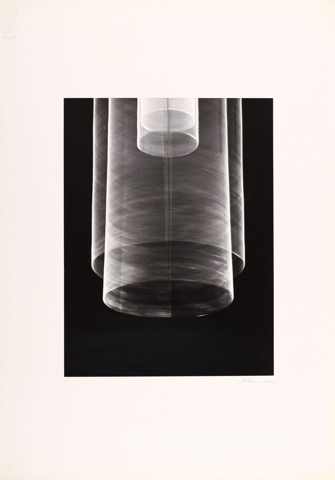 Gianfranco Chiavacci, GF2234, 1971. Stampa vintage ai sali d'argento, 70 x 50 cm. Courtesy Die Mauer Arte Contemporanea, Prato