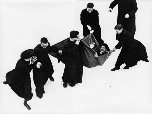 Mario Giacomelli, Io non ho mani che mi accarezzino il volto, 1961-1963