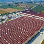 asset logistico a Chiari Nuveen