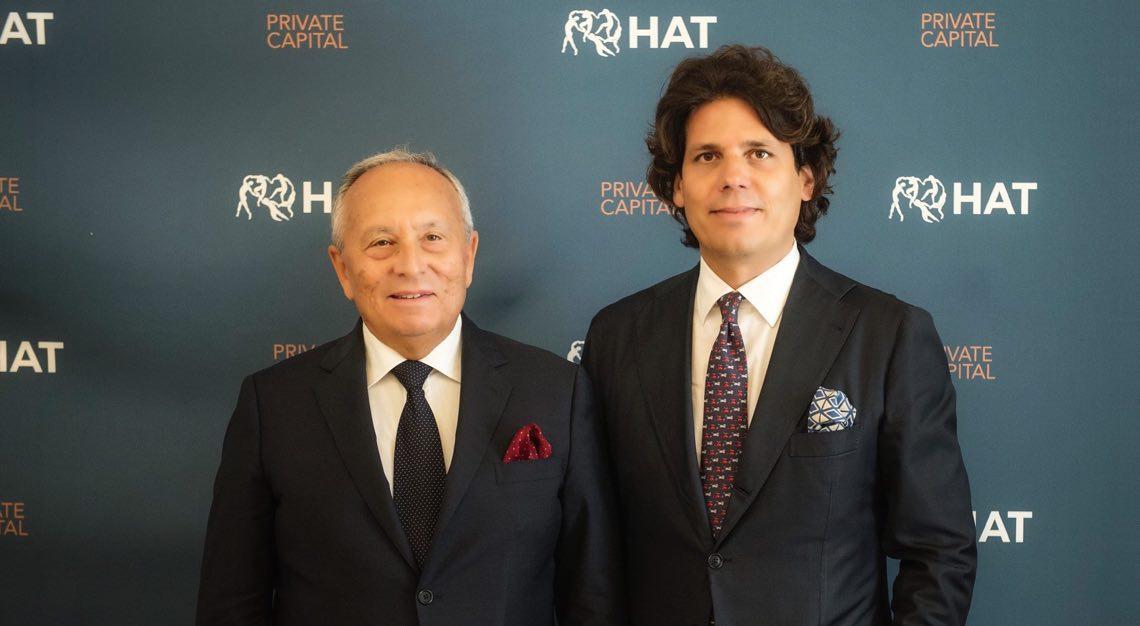 Nino Attanasio e Ignazio Castiglioni